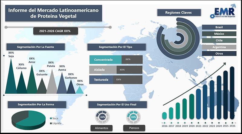 Informe del mercado latinoamericano de proteina vegetal